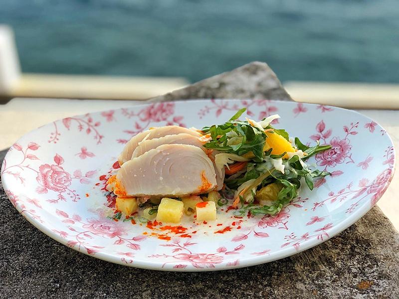 Restaurant Weeks At Marcus Bermuda Jan 22 2020 (1)