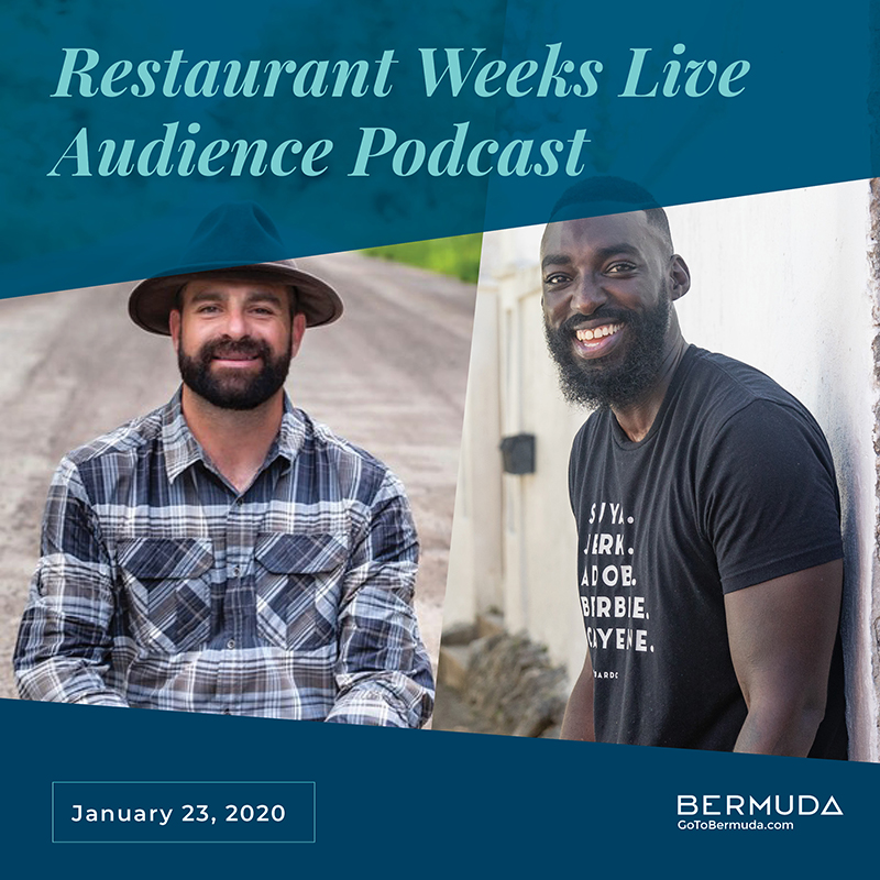 Restaurant Weeks Podcast Bermuda Jan 2020