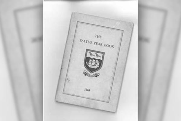 Saltus 1969 Year Book Bermuda Jan 2020