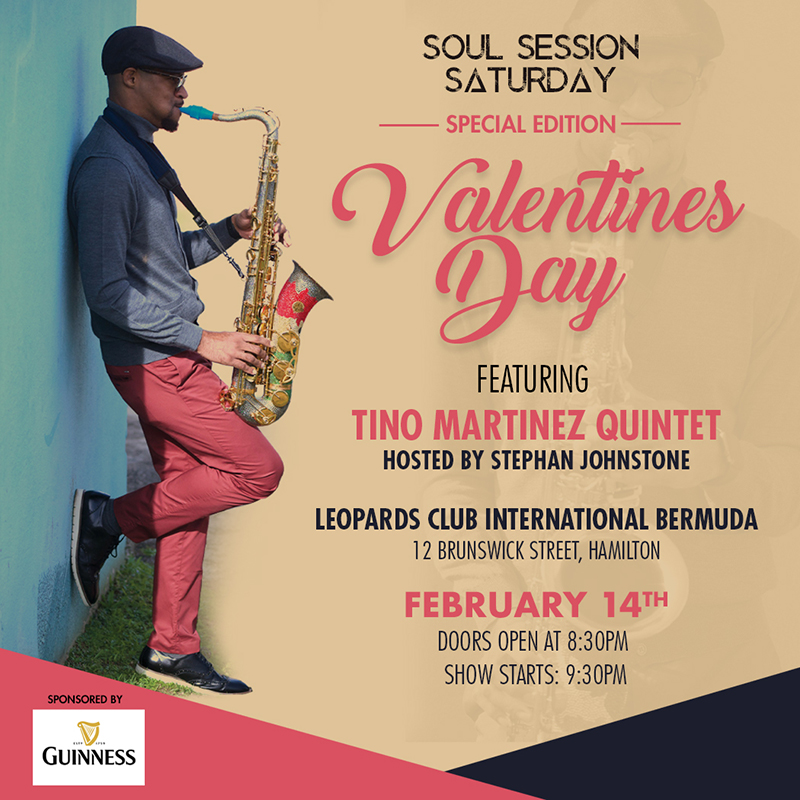 Soul Session Saturday Bermuda Jan 8 2020