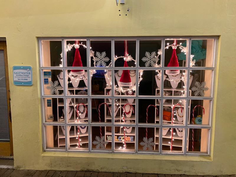 St George's Christmas Window Display Bermuda Jan 2020 (3)