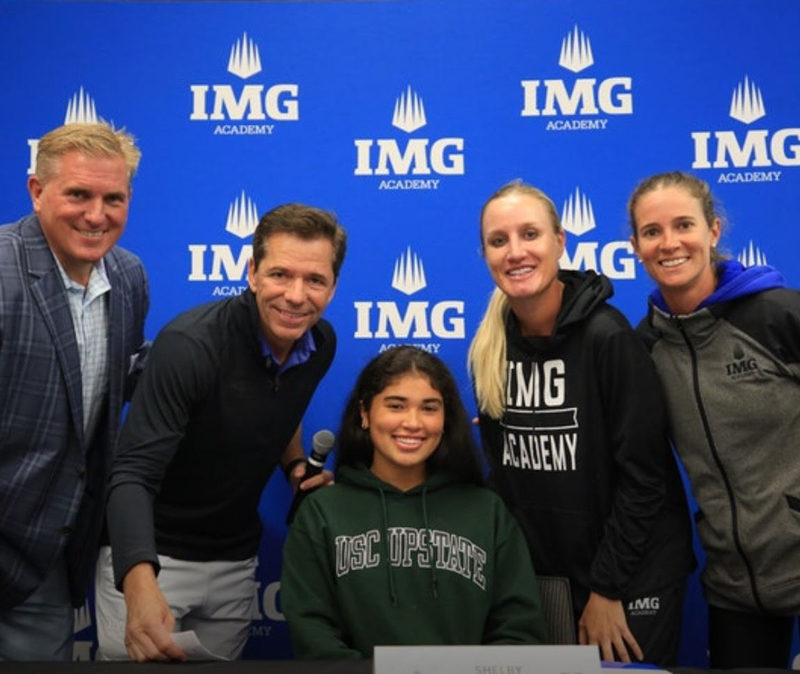 USC Upstate Signs Shelby Madeiros January 2020