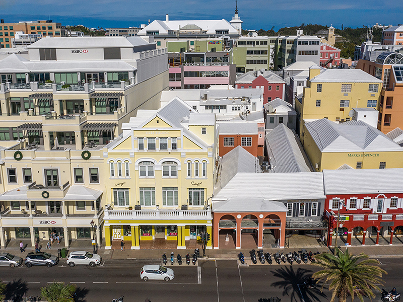 Walker Arcade & The Calypso Building Bermuda Jan 2020 (1)