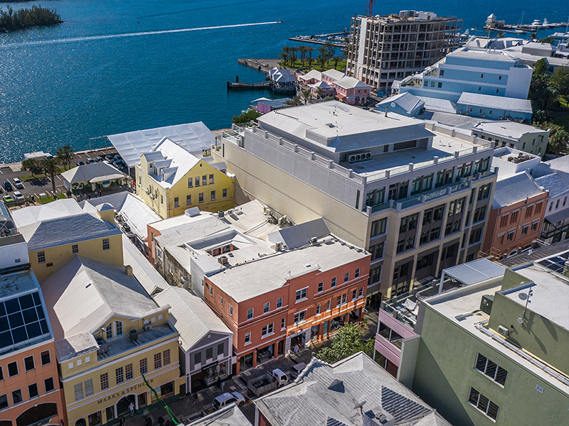 Walker Arcade & The Calypso Building Bermuda Jan 2020 (3)