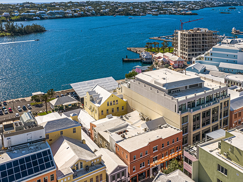 Walker Arcade & The Calypso Building Bermuda Jan 2020 (4)
