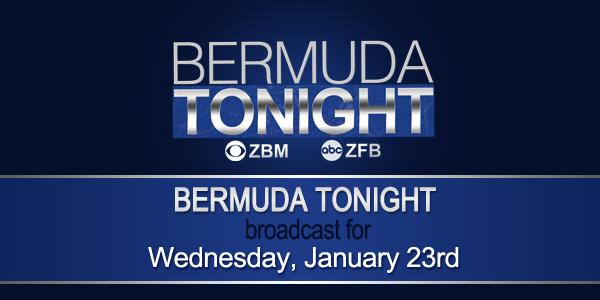 zbm 9 news Bermuda January 23 2019 TC