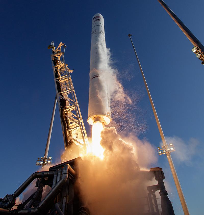 Northrop Grumman Antares CRS-12 Launch