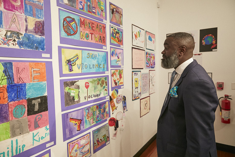 Anti-Violence Art Exhibit Bermuda Feb 2020 (2)