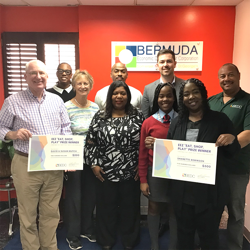 BEDC Eat Shop Play Bermuda Feb 2020