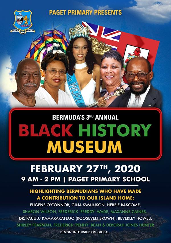 Black History Museum Bermuda Feb 2020