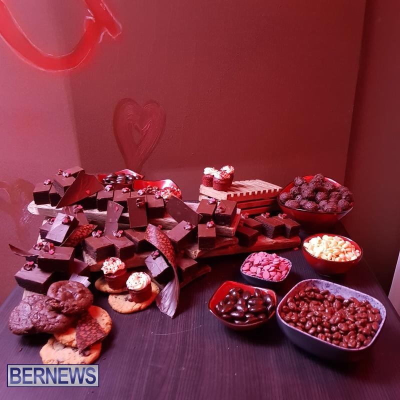 Chocolate Cave at Hamilton Princess Bermuda 2020 Valentines Day (1)