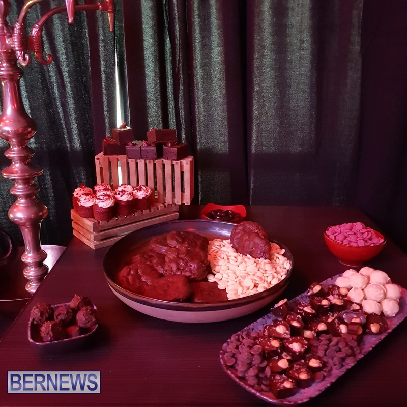 Chocolate Cave at Hamilton Princess Bermuda 2020 Valentines Day (2)