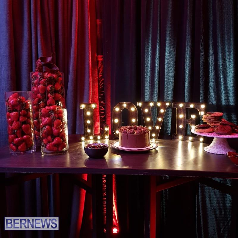 Chocolate Cave at Hamilton Princess Bermuda 2020 Valentines Day (3)