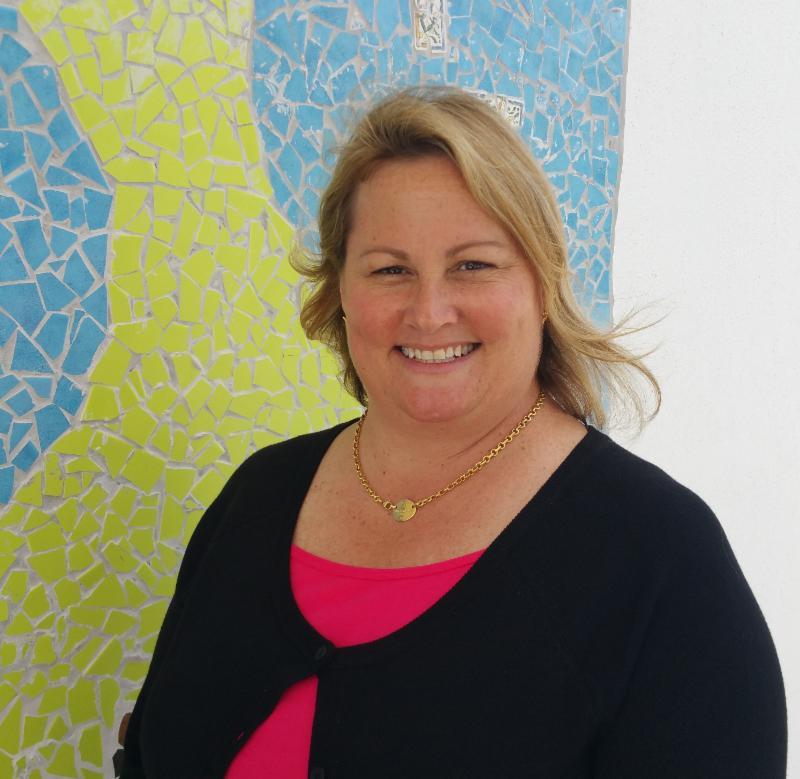 Chrissie Kempe Bermuda February 2020