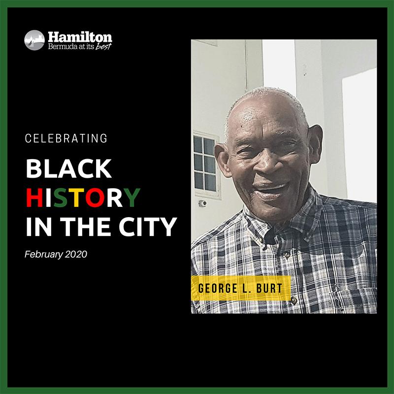 City Of Hamilton To Honor George Burt Bermuda Feb 2020 (1)