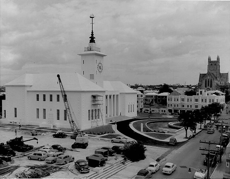 City Of Hamilton To Honor George Burt Bermuda Feb 2020 (5)