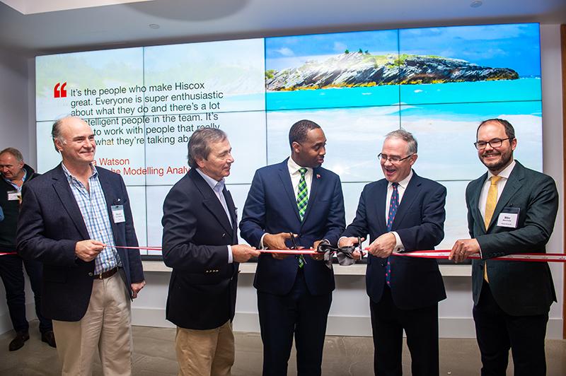 Hiscox Bermuda Relocates To A New Office Feb 2020 (1)