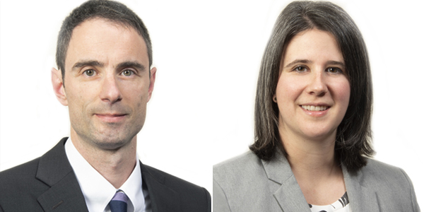 John McSweeney and Larissa Roche Bermuda Feb 2020