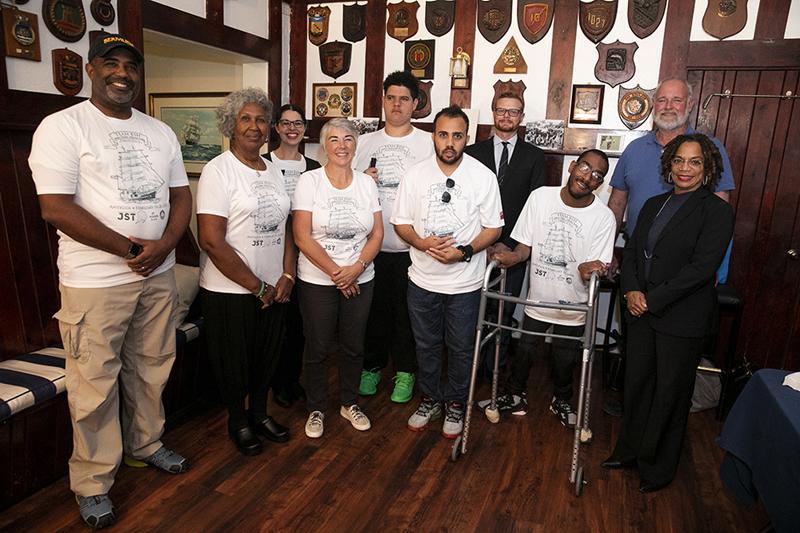 KMCC Celebrates Clients' Sailing Adventure Bermuda Feb 2020 (1)