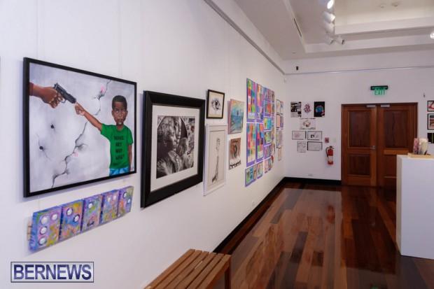 Live. Love. Life. Anti-Violence Art Exhibition Bermuda Feb 2020 (2)