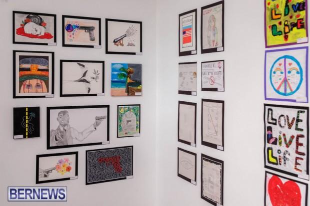 Live. Love. Life. Anti-Violence Art Exhibition Bermuda Feb 2020 (4)