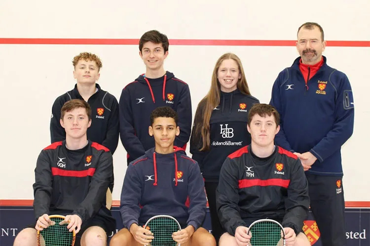 Matthew Elliott & Felsted U16 Team Bermuda Feb 2020