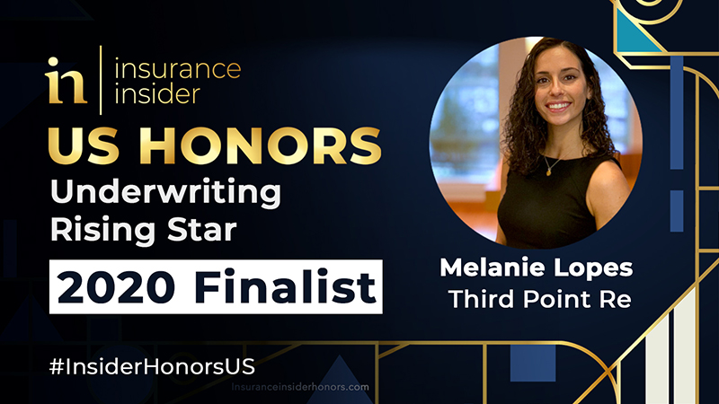Melanie Lopes Third Point Re Bermuda Feb 2020