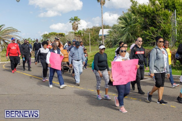 Mothers on a Mission anti violence walk Feb 2020 Bermuda (1)