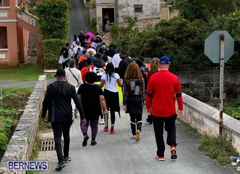 Mothers on a Mission anti violence walk Feb 2020 Bermuda (13)
