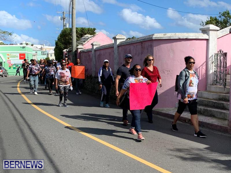 Mothers on a Mission anti violence walk Feb 2020 Bermuda (15)