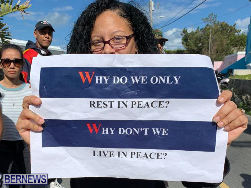 Mothers on a Mission anti violence walk Feb 2020 Bermuda (17)