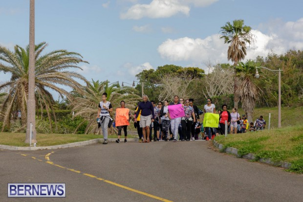 Mothers on a Mission anti violence walk Feb 2020 Bermuda (2)