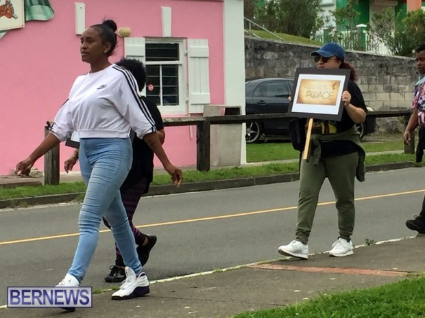 Mothers on a Mission anti violence walk Feb 2020 Bermuda (3)