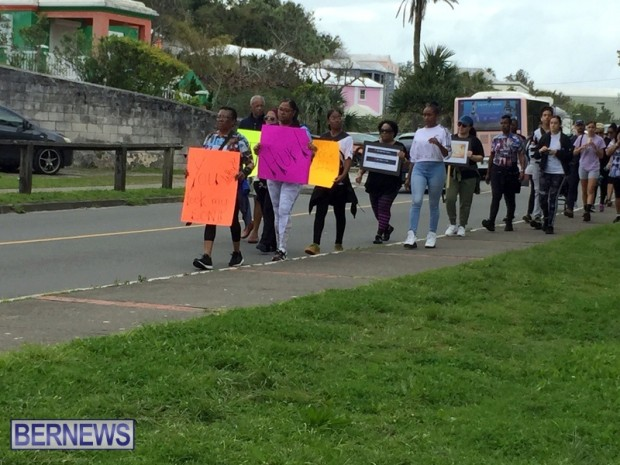 Mothers on a Mission anti violence walk Feb 2020 Bermuda (4)