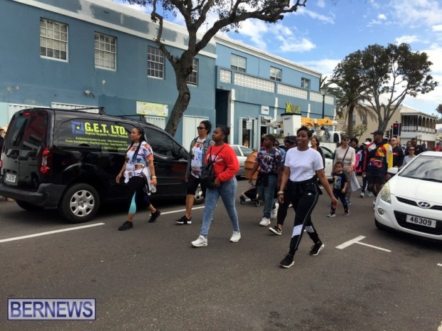 Mothers on a Mission anti violence walk Feb 2020 Bermuda (6)