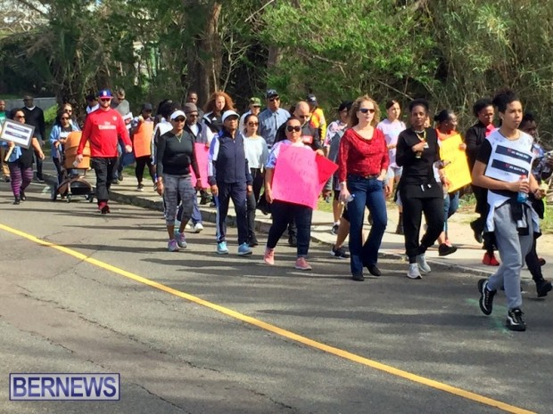 Mothers on a Mission anti violence walk Feb 2020 Bermuda (8)