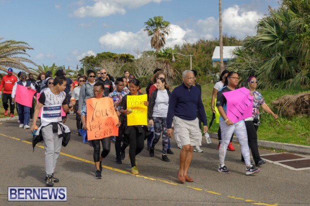Mothers on a Mission anti violence walk Feb 2020 Bermuda (9)