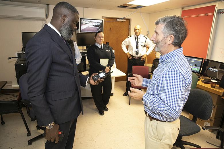 New Government Public Safety Radio System Bermuda Feb 2020 (2)