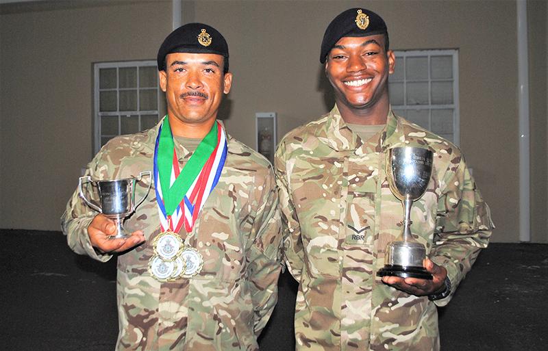 New RBR Soldiers Bermuda Feb 29 2020 1