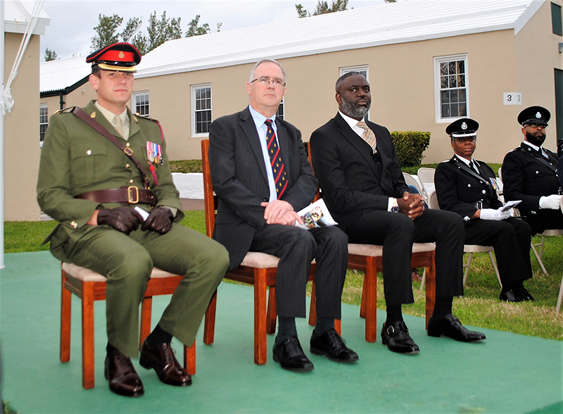 New RBR Soldiers Bermuda Feb 29 2020 2