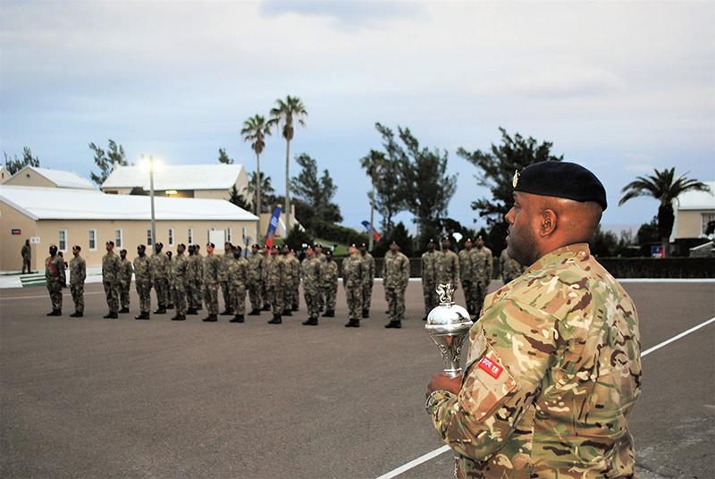 New RBR Soldiers Bermuda Feb 29 2020 3