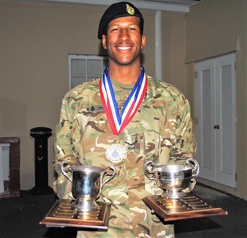 New RBR Soldiers Bermuda Feb 29 2020 5