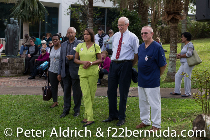 Patients-First-2020-rally-Bermuda-health-Feb-1