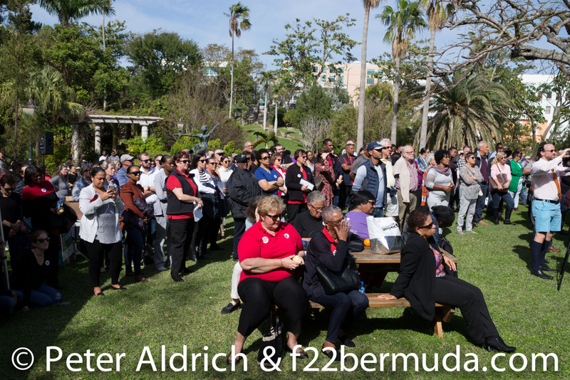 Patients-First-2020-rally-Bermuda-health-Feb-18