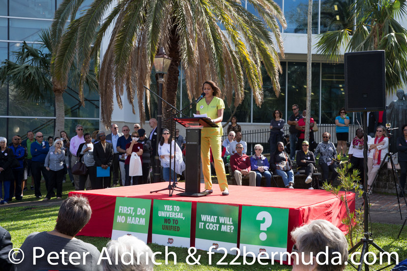 Patients-First-2020-rally-Bermuda-health-Feb-21