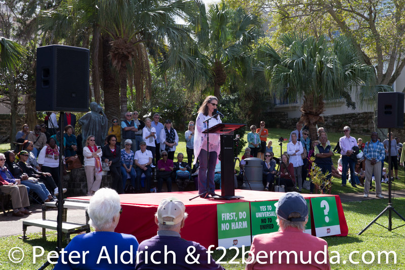 Patients-First-2020-rally-Bermuda-health-Feb-27