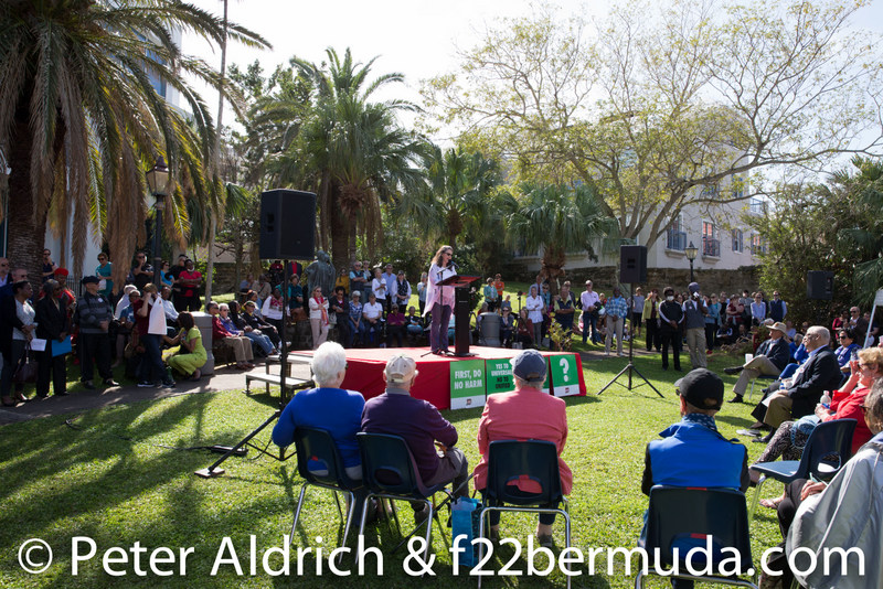 Patients-First-2020-rally-Bermuda-health-Feb-28