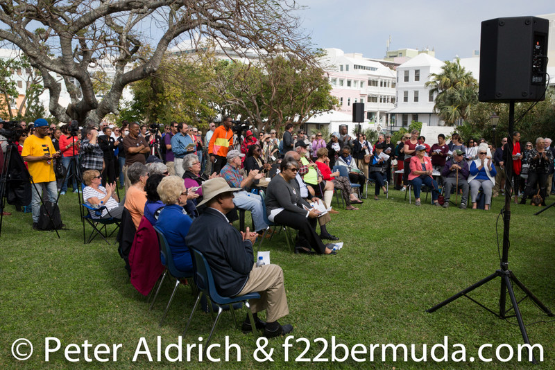 Patients-First-2020-rally-Bermuda-health-Feb-7