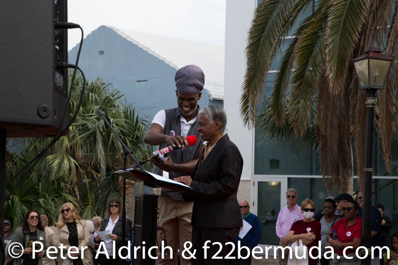 Patients-First-2020-rally-Bermuda-health-Feb-8