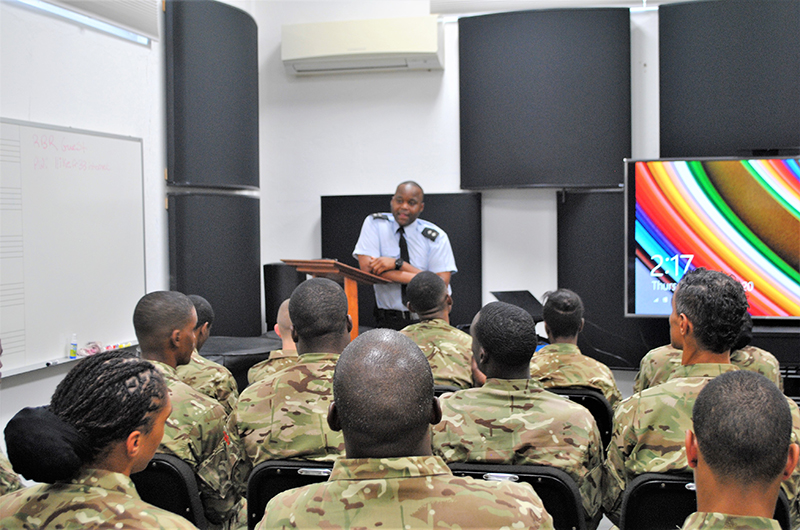 RBR Recruits First Week Of Training Bermuda Feb 2020 (3)